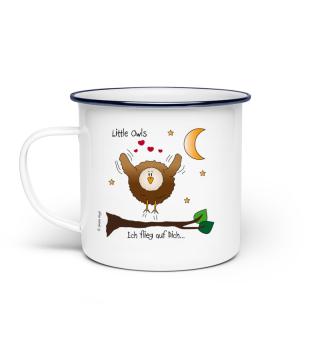 Little Owls - Ich flieg auf Dich