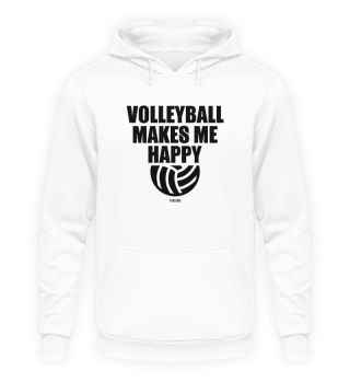 Volleyball sports gift Happy