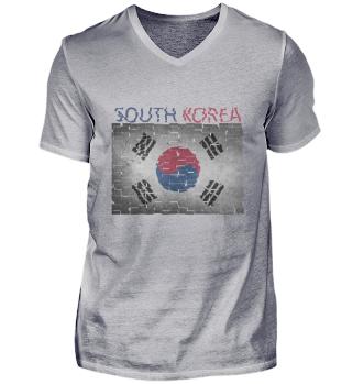 Südkorea - Kunstdesign