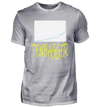 Tenbagger stock share trade Wallstreet