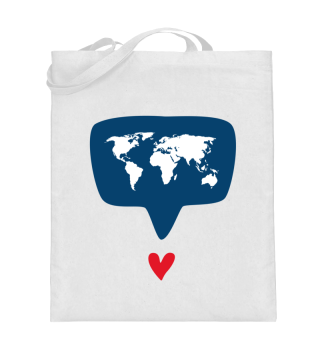 World with Heart Bag 2