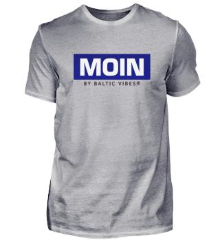 Moin boxed Blau Herren