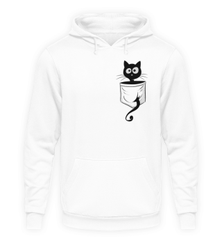 Kawaii Kätzchen Katze in Tasche Cat in Pocket