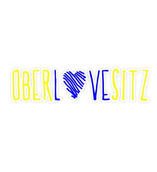 OberLoveSitz Aufkleber