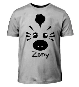 Zany Zebra (Kids)