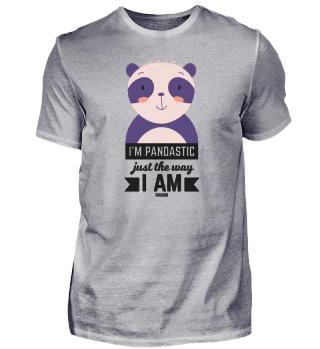 Big panda bear kids baby bamboo