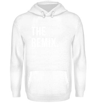 Eltern kind The Remix Partnerlook Hoodie