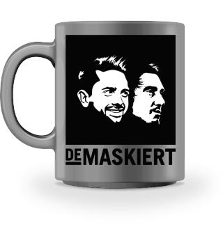 DEMASKIERT Tasse