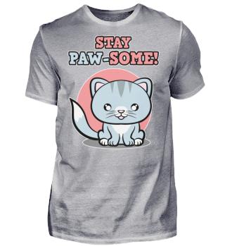 paw some cat