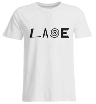 Laoe Logo Black ( Men )