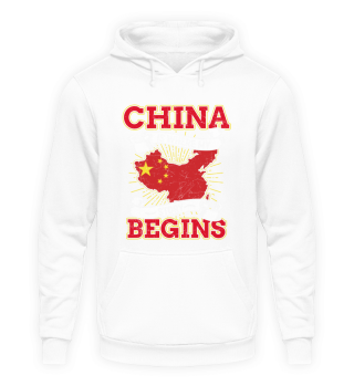 China Is Where My Story Begins Asien