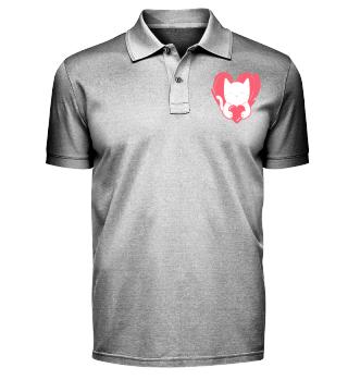 VALENTINSTAG Für Katzen Liebhaber T-Shir