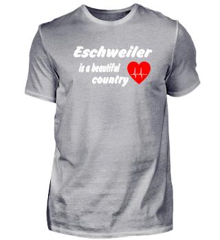 Eschweiler is a beautiful country