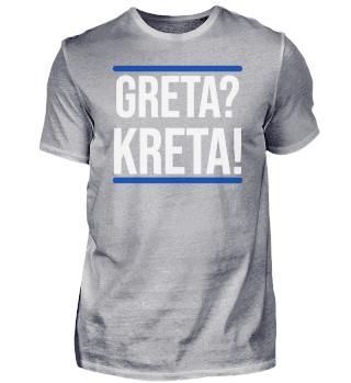 Greta Kreta Griechenland Insel Urlaub Ge