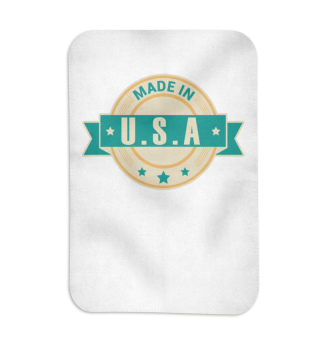 Made in USA America United States of Ame