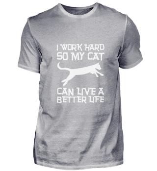 Cat Love Cat Sayings Gift Idea Statement