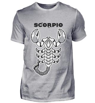D007-0114A Zodiac Signs - Scorpio