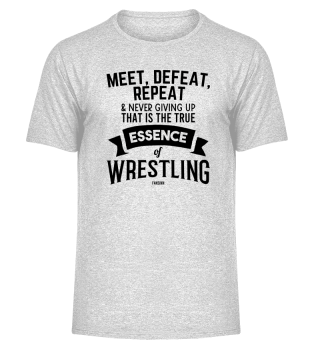 Meet Defeat Repeat Wrestling Weight Trai