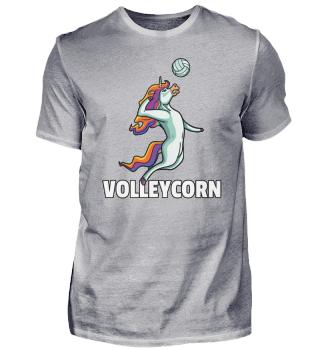 Volleyball Unicorn Volleyball player