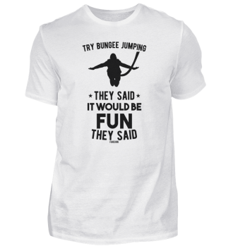 Funny Bungee Jumping Gift