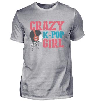 Crazy K-Pop Girl Korean Pop Music Japan