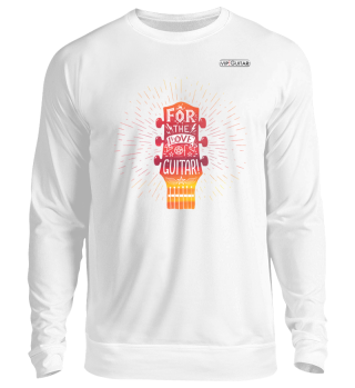 Unisex - Sweatshirt / For the Love