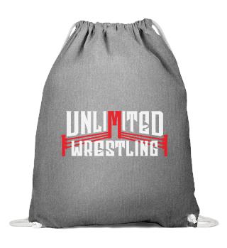 Unlimited Wrestling Logo Gymsac