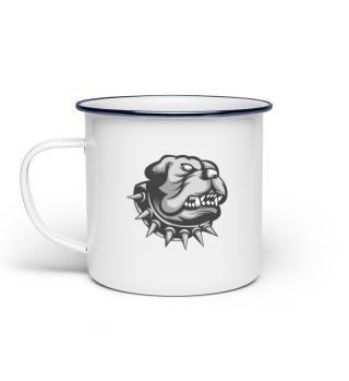 American Bulldog Geschenk