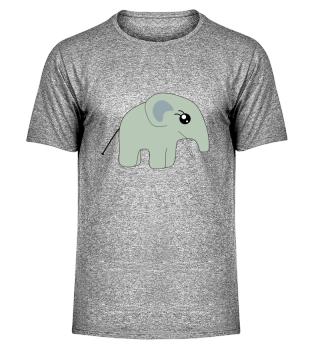 Elefant, Kochschürze