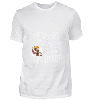 D001-0113A Proud Architect Architekt - A