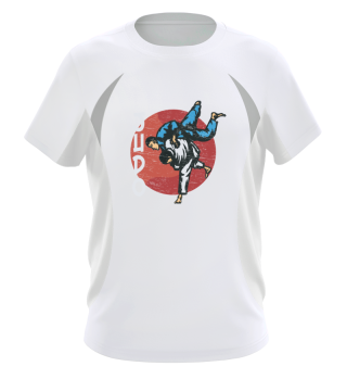 Martial Arts - Judo Fight Grunge - Gift