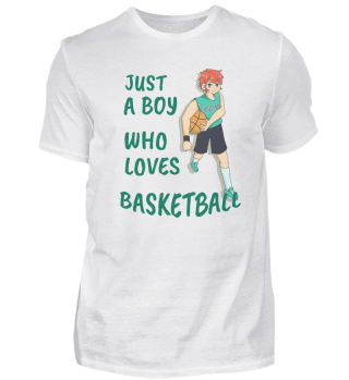 Basketball Boy love spell sports gift