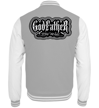 Herren College Jacke God Father Ramirez