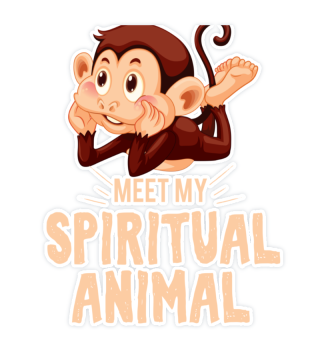 Meet my spiritual Animal Monkeys