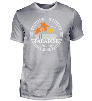 Paradies gefunden