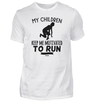 Children jogging mother gift Sports Runn