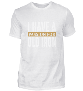 2W0F Passion For Old Iron | dark