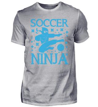 Soccer Ninja / Fußball Shirt