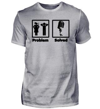 problem solved Singen Rap