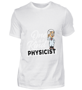 D001-0256A Proud Physicist Physiker - On