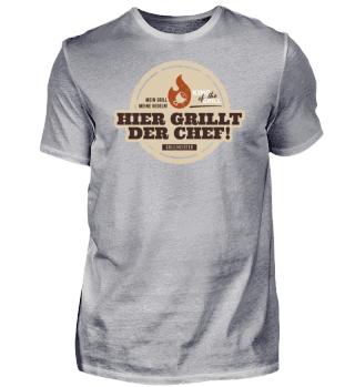 GRILLMEISTER - HIER GRILLT DER CHEF! #54B