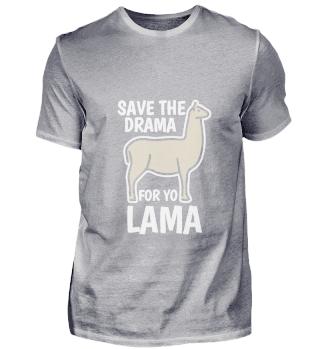 Lama LLama Alpaca Spit Girl Girl