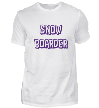 Snowboarder snowboarding boarder schnee