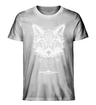 Fuchs- weiß - Edition Woid - Organic