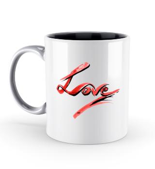 Love Liebe Valentinstag Geschenk idee