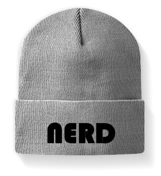 Mütze Nerd