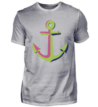 Anker Norddeutsch · T-Shirt
