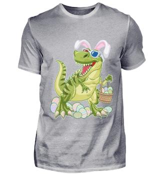 Perfect T Rex Boys Easter Shirt