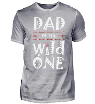 Dad of the wild one Papa Partnerlook