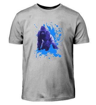 Blauer Gorilla - Kinder